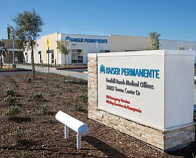26882 Towne Centre: 22nd medical office in OC for Kaiser