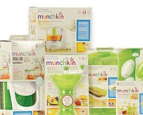 Mash Up: Munchkin Fresh Baby Food System.