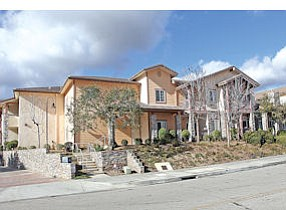 Desirable: The 156-unit Meadowbrook at Agoura Hills senior complex.