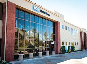 Thousand Oaks: New UCLA Health System building.