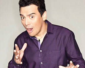 Carlos Mencia: headlining at Improv in Brea from March 28 to 30