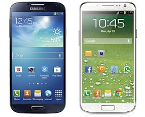 Galaxy S4: released last month amid pomp, circumstance