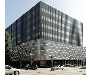No. 1: Offices of CDC Small Business Finance Corp. in Pasadena.