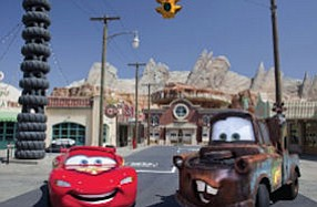 Cars Land: debut revved up visitor counts