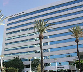 Irvine HQ: 50 employees in OC, 4,500 company wide