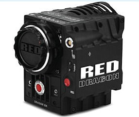 Red Epic: sensor update also announced last week