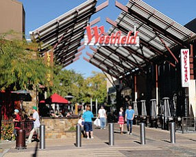 Valencia: Westfield Group added The Patios to its Valencia Town Center.
