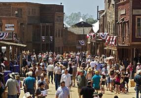 Not So Wild West: The 2012 Santa Clarita Cowboy Festival at Melody Ranch.