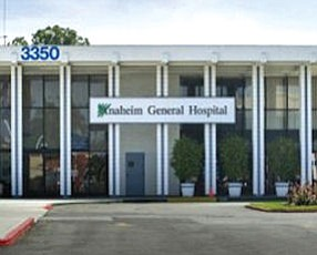 Anaheim General: parent company's settlement of Medicare fraud charges was factor in decision to close next month