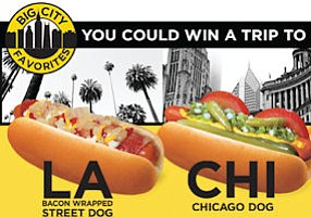 Wienerschnitzel: Irvine hot dog chain launches big-cities campaign