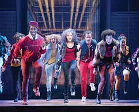 Flashdance the Musical: at the Segerstrom Center for the Arts in Costa Mesa May 7 to 19