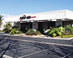 Headquarters: Power-One in Camarillo.