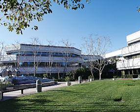 Woodland Hills: Gateway complex.