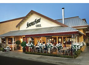 No. 1: Stonefire Grill, the largest women-owned business in the region.