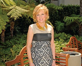 Kay Napier: keynote speaker at the Business Journal's Women in Business Awards on June 4 in Irvine