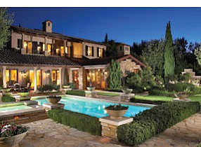 30 Blue Heron: Tuscan style, $6 million price tag