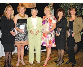 Women in Business Awards: 2012 event winners. This year, the awards luncheon will take place at the Hyatt Regency Irvine on June 4.