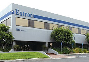 1230 S. Lewis St.: one of several buildings Extron Electronics recently bought