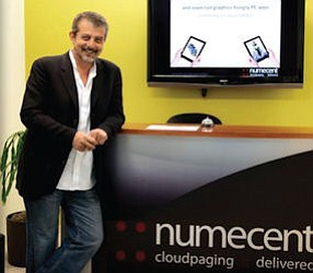 Kent: Numecent's chief executive co-founded the company