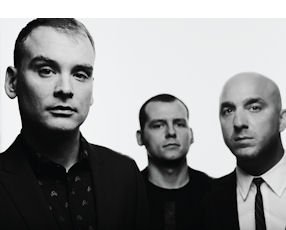 Alkaline Trio: performing at the House of Blues in Anaheim on June 12