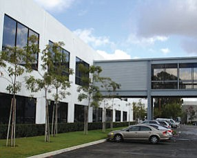 Freeway Corporate Park: two buildings, 86% leased