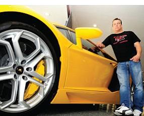 Exotic Euro Cars >> Drag Race San Fernando Valley Business Journal