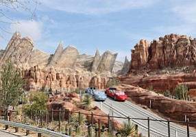 Cars Land: Disney feature part of one of the biggest projects in recent years