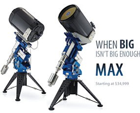 Telescope: Meade Instruments also makes binoculars, microscopes for consumer market