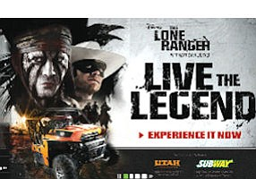 Tie-in: Kawasaki site directs visitors to Lone Ranger videoSouth Korea: one of new markets