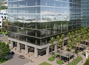 La Jolla Centre III rendering: planned to be about 306,000 square feet