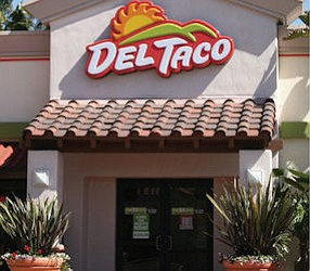 Del Taco: Placentia location sporting new restaurant design