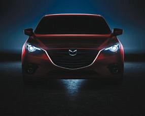 2014 Mazda 3: fuel-efficient model