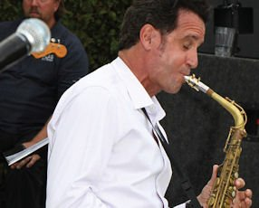 Eric Marienthal: to play at 15th annual concert on July 21 at the Hyatt Regency Newport Beach to benefit head-injury victims.