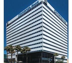 Offices: Sherman Oaks building.