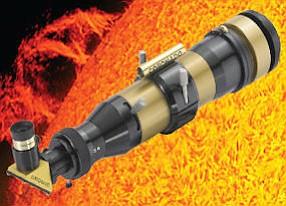 Coronado Solar Max II: a Meade Solar telescope