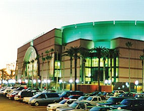 Honda Center: took over concessions at the arena in the spring