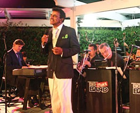 Johnny Mathis: to perform at the 15th Annual Eric Marienthal & Friends Benefit Concert on July 21 at the Hyatt Regency Newport Beach. The concert, which will also feature Chuck Loeb, Debby Boone and others, will benefit head-injury victims.