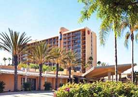 Sheraton Park: 490 rooms, 26,000 square feet of meeting space