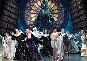 Sister Act: Tony Award-nominated musical at Segerstrom Center for the Arts in Costa Mesa from Aug. 6-18
