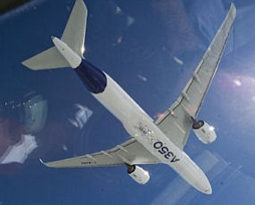 Airbus A350: future versions of its XWB engine will count on ceramic matrix composites for edge