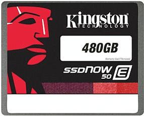 SSDNow E50: drive geared toward corporate users