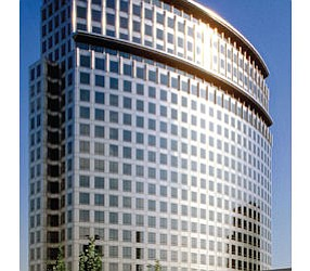 Plaza Tower: one-third of space reported as vacant