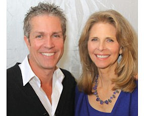 """Payzant, """"Bionic Woman"""": chief's company has campaign with Lindsay Wagner"""