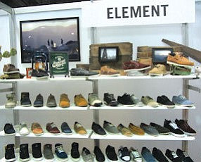 Billabong's Element brand: now under direction of former Eddie Bauer chief