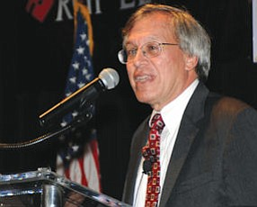 Chemerinsky: Dean of UCI law school emceed for second-straight year, gave update on Center for Corporate Legal Leadership