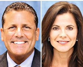 Rick, Patty Arvielo: new affiliation with homebuilders, efforts in Latino-American community