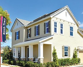 Birch Trail By Richmond American Homes One Of 31 Models From Eight Builders At FivePoints