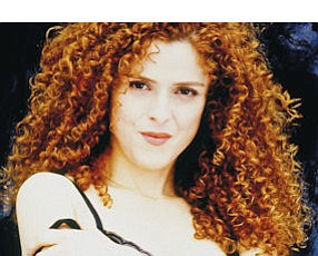 Bernadette Peters: performs at Segerstrom Center for the Arts in Costa Mesa on Oct. 11