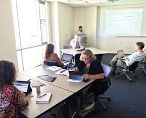 Collaboration: recent UCI open learning symposium examined the model
