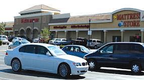 Fixer Upper?: Woodland Hills Shopping Center.